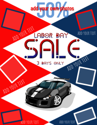 LABOR DAY SALE TEMPLATE