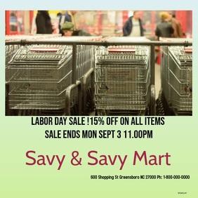 Customizable Retail Sales video