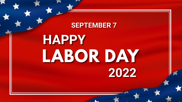 Labour day,labor day,president day Twitter 帖子 template