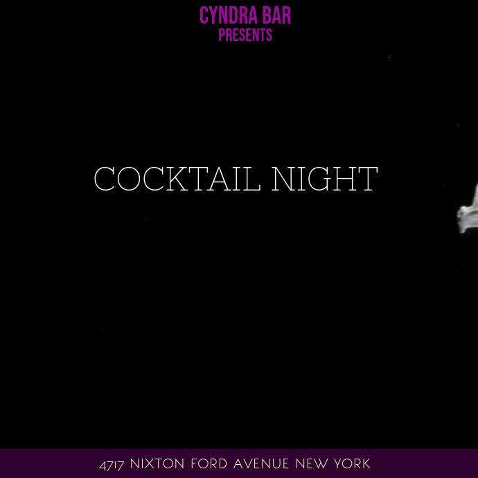 LADIES COCKTAIL NIGHT