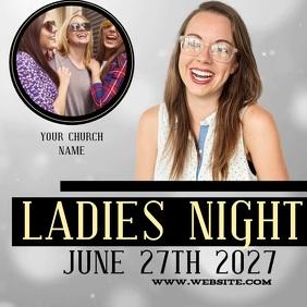 LADIES NIGHT EVENT VIDEO TEMPLATE