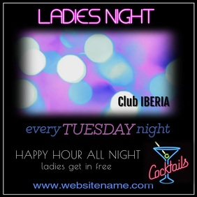 Ladies Night Video