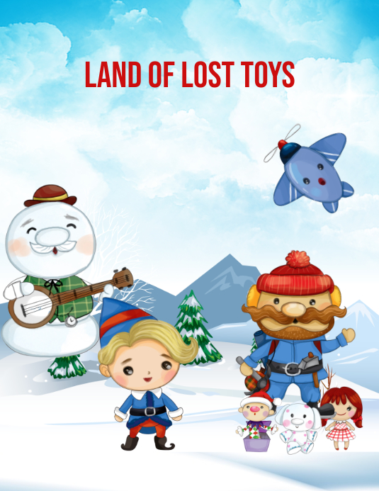 Land Of Lost Toys