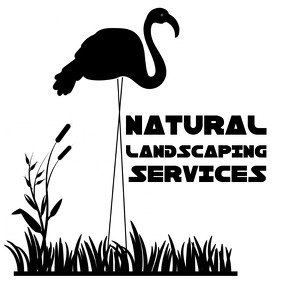 Landscaping, Lawn care logo