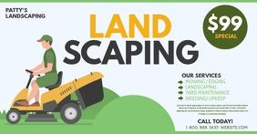 Landscaping Immagine condivisa di Facebook template