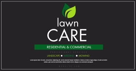 Landscaping Facebook Shared Image template