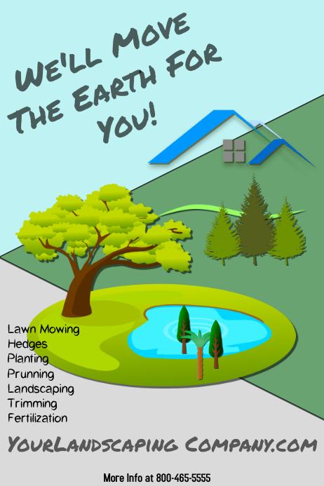 Landscaping/landscaper/Yard/Lawn care
