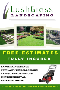 Sample Flyers For Landscaping Business Geccetackletartsco - Landscaping flyer templates