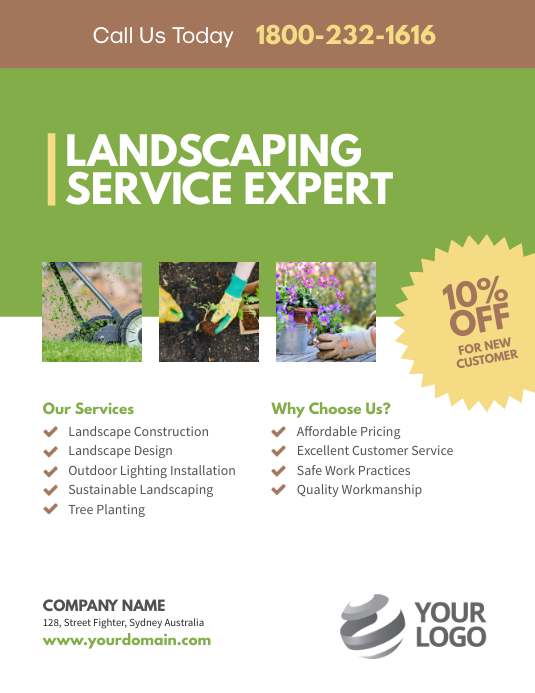 Landscaping Service Expert