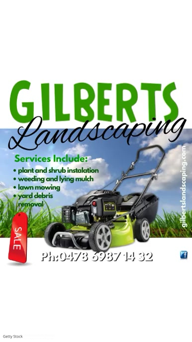 Landscaping services Twitter