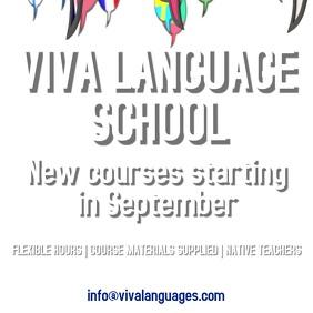 Language School Video Ad Template