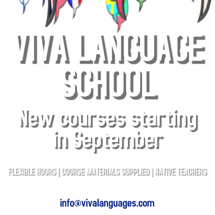 Language School Video Ad Template
