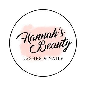 Lashes Nails Instagram Logo
