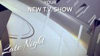 LATE NIGHT T.V. OR TALK SHOW RADIO INTRO V. 1 Umbukiso Wedijithali (16:9) template