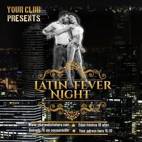 Latin fever night