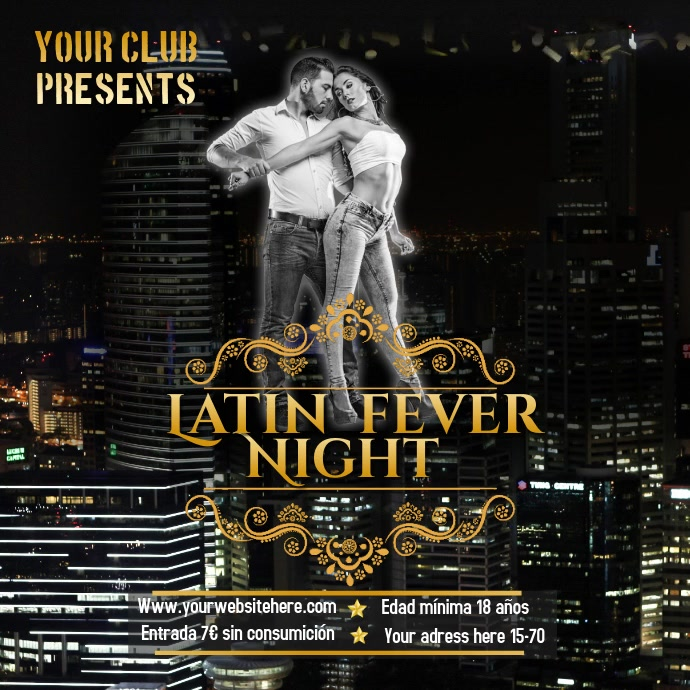 Latin fever night