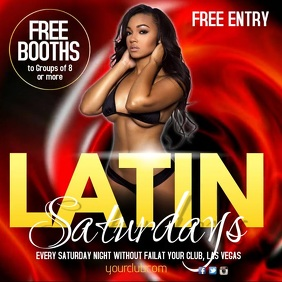 Latin Saturdays Instagram