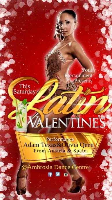 Latin Valentine's Video