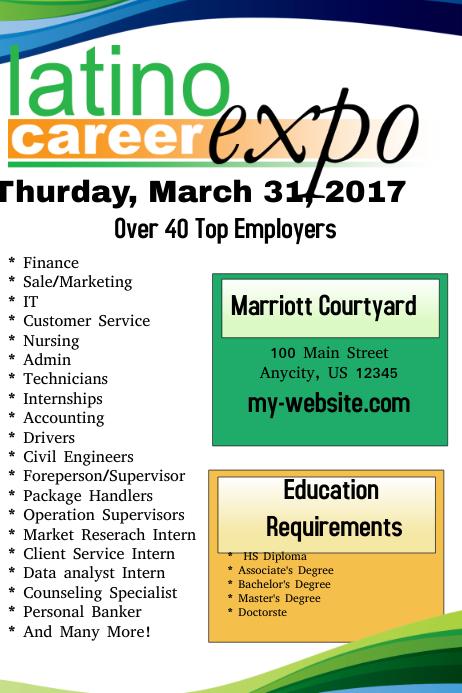 Latino Career Expo