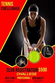 Latino Tennis Camp