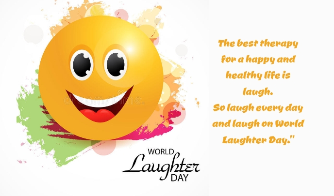 Laughter Day Tanda template
