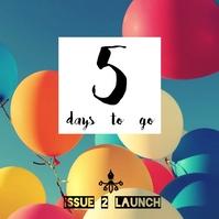 Launch Countdown Instagram Post