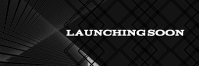 Launching Soon Banner 2' × 6' template
