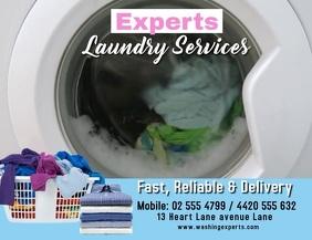 Laundry 4 Volante (Carta US) template