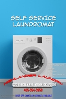 Laundry SELF SERVICE Template