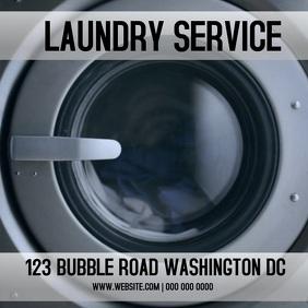 LAUNDRY SERVICE AD