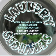 Laundry Service Video Template