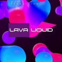 Lava Album Cover Dance Trance Video template