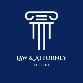 law & Attorney logo design