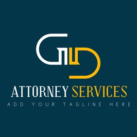 law and attorney services logo