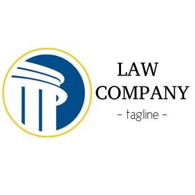 Law company logo I
