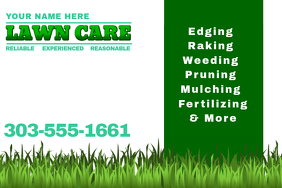 Customizable Design Templates For Lawn Care PosterMyWall - Landscaping flyer templates