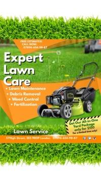 Lawn Expert Care Instagram
