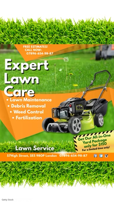 Lawn Expert Care Instagram