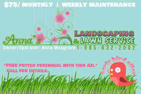 Lawn & Landscaping Service