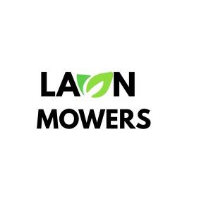 Lawn mower Логотип template
