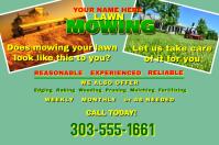 lawn care template