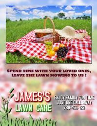 Lawn Service 2019 Template