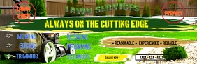 Lawn Service Banner/Template - Vennie Product
