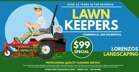 Lawn Service Gambar Bersama Facebook template