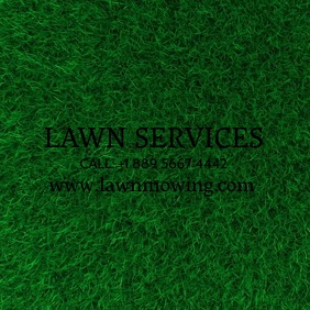 LAWN SERVICES VIDEO TEMPLATE