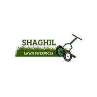 Lawn Sevices Logo template
