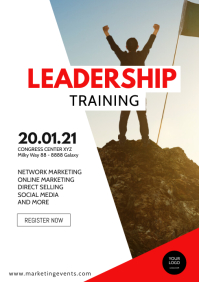 Leadership Flyer Workshop Training Education