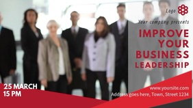 Leadership Training Video Template