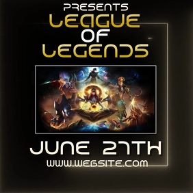 LEAGUE OF LEGENDS ad video digital