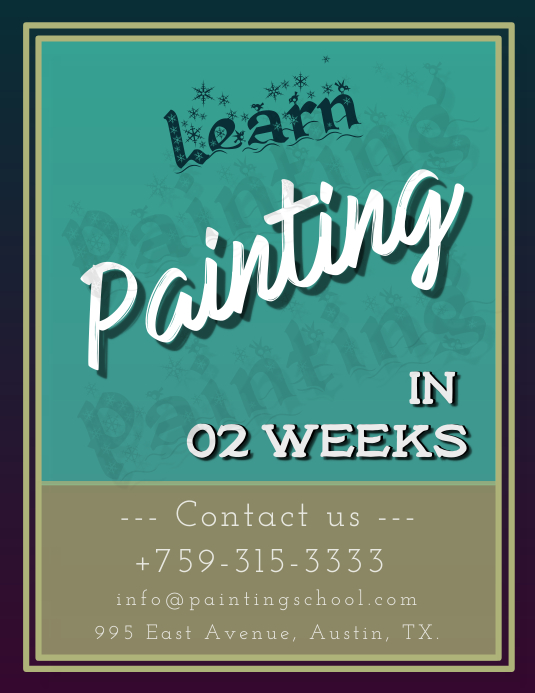 Learn Painting